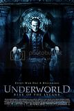 Underworld 3 Poster
